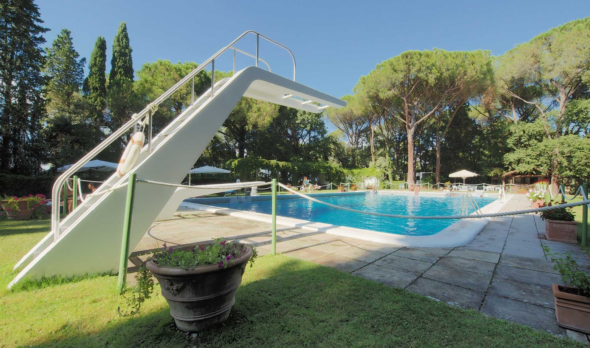 Golf Ugolino Pool